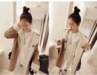 拉萨秋冬服装批发二十元以下最时尚冬季女装加厚棉服呢子外套批发