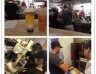 深圳奶茶培训学校奶茶店设备齐全实体店装修实操培训
