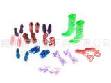 12双芭比鞋子打包发货,可指定款式,芭比配件,芭比鞋子,玩具鞋子