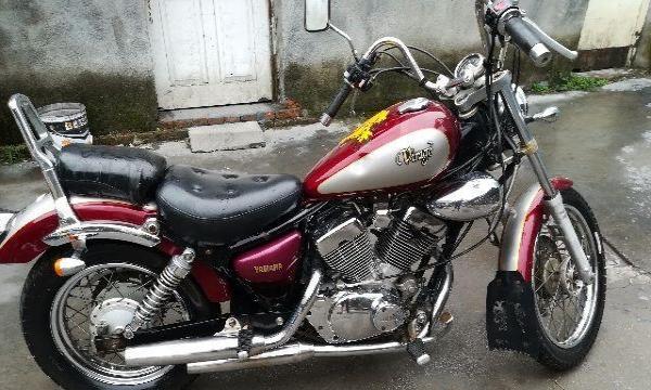 雅马哈天王250