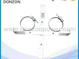 东众 余缆架 预绞式光缆金具通信线路铁件 铁附件 电力金具