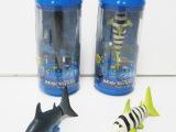 全新玩具产品 迷你遥控鱼 游水鲨鱼 新奇特儿童玩品 现货限量批发