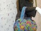 泰国,尼泊尔,印度,印巴服饰羊毛包包(图
