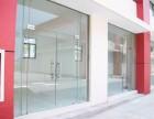 广州番禺玻璃工程,石基专业定制玻璃隔断,玻璃门安装,维修