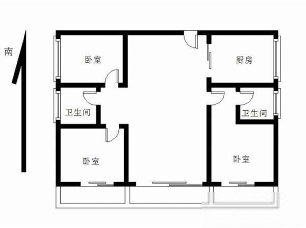 东方名都,~~干净清爽3室 ,看房方便,价格便宜东方名都