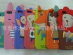 厂家直供 东莞韩版创意手机套 三星防水可爱硅胶手机套