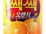【丰宝聚商贸】韩国饮料批发乐天橙汁23m