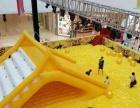 荆州鲸鱼岛出租百万海洋球出售 积木王国租赁定制安装