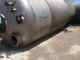高价回收二手发酵罐设备二手中药提取设备二手化工厂设备