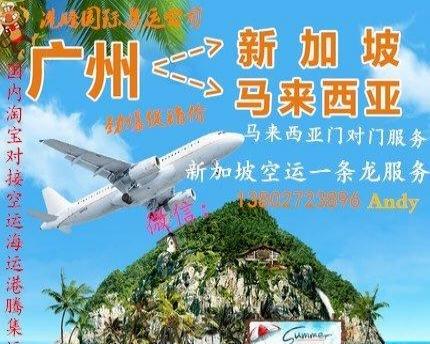 国际快递到新加坡马来西亚新加坡国际空运专线