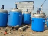 浙江大量供应二手15吨搪玻璃反应釜