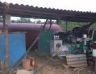 鄂州二手发电机低价出租服务