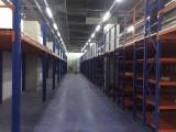 阁楼货架和仓储货架的验收标准