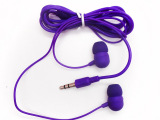供应LX-E005入耳式手机耳机 彩盒个性高档入耳式手机耳机