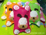出口韩国儿童枕套枕头可爱新款狗卡通造型批发中号版正品4060