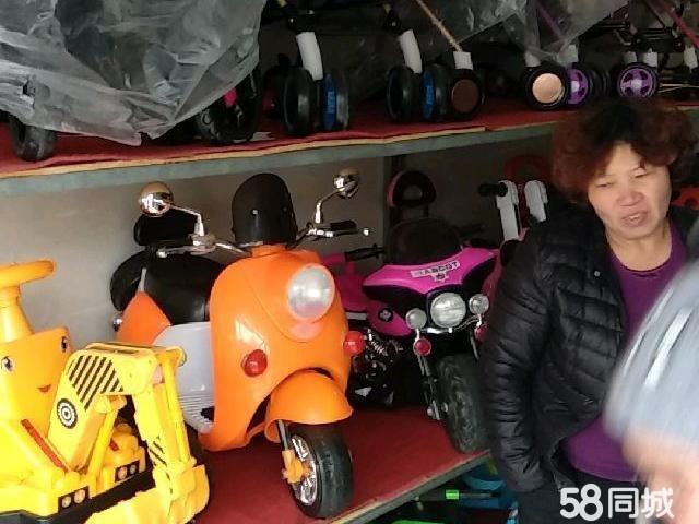 (同城)莲池南大街保府市场附近营业中童车店转租