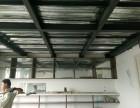 玉田钢结构二层露台钢结构阁楼彩钢房彩钢封院制作