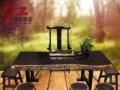 天水哪里有实木大板桌办公桌会议桌巴西花梨非洲黑檀