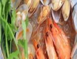 正宗特色好吃的锡纸花甲粉海鲜花甲粉制作教学哪里有