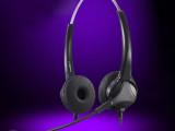 新款头戴式USB接口电脑专用 QD话务耳机电话耳麦 降噪电话耳机