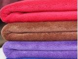 超细纤维毛巾,浴巾干发巾,加厚外贸,擦车巾磨毛吸水毛巾