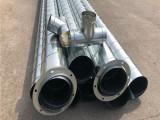 广州通畅螺旋风管厂提供工业通风管道 厂家直销