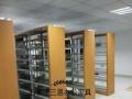 桥西书架图书馆专用书架单面书架双面书架期刊架展示架