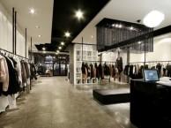 重庆渝北区服装店面装修 箱包专卖店设计 家居生活馆设计