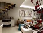 梧桐墅荷兰郡案例-120平米四居室-简约美式风格装修效果图