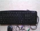 键盘鼠标小音响便宜出售