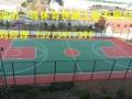 株洲攸县塑胶篮球场包工包料的报价塑胶球场具体翻新流程湖南一线