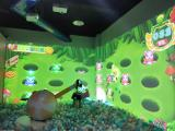 互动投影砸球投影AR互动投影厂家淘气堡乐园投影