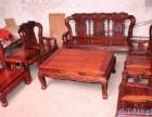 上海大红酸枝木家具回收 黄花梨木家具 紫檀木家具