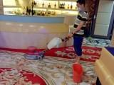 提供深圳宝安区西乡或福永或松岗沙井片区清洗地毯服务