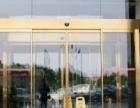 承接活动隔断 双玻加百玻璃隔断 感应门等施工及销售
