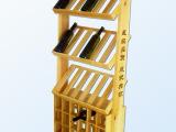 厂家直销红酒酒架木质酒架实木红酒木架高档酒架特价酒架红酒包装