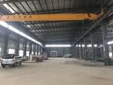 鄂州独立厂房出租,全新带行车钢结构厂房,带办公楼