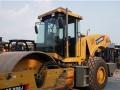 二手压路机交易市场.二手徐工-柳工20吨-22吨振动压路机出
