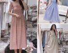 热销同款女装连衣裙拿货微信京东蘑菇街新款韩版连衣裙货源批发