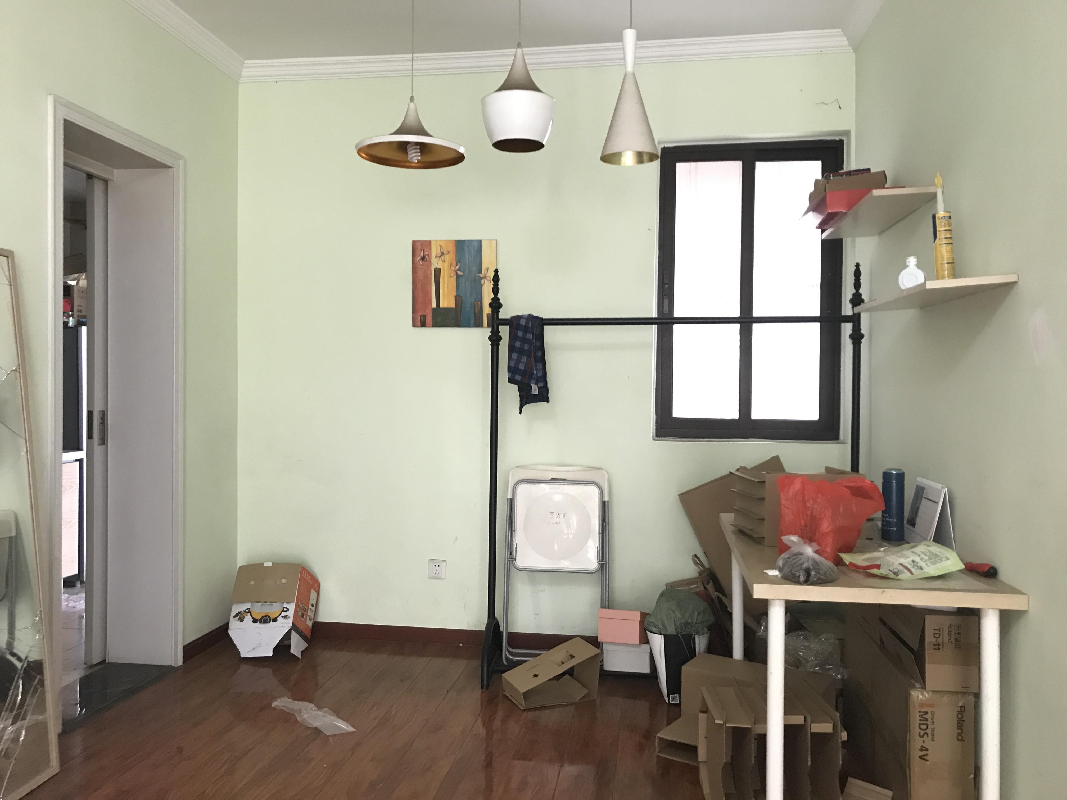 有家有爱有温馨 抢租金牛万达a组团2室 正规套二 拎包入住