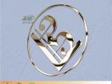 工厂直销金属分体字 照明灯具电器标牌 超薄分体logo订做