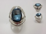 重庆南川不锈钢饰品OEM厂家 玫瑰金泰银钛钢动物戒指