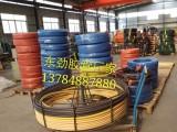 河北橡胶软管厂专为钢厂供应水电缆穿线软管 绝缘夹布软管