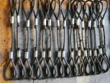 鋼絲繩插編壓制索具