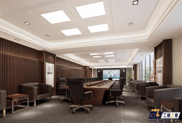 咸阳办公室装修时应该如何正确的选择地面材料