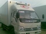 东北哈尔滨国4福田冷藏车厂家销售制造