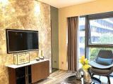 君悅新天地復式公寓開福區金融中心天燃氣入戶雙地鐵口