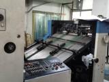 出售高宝 海德堡CD102-4 如皋1300-5全张胶印机