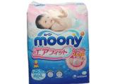 日本本土  进口尤妮佳 MOONY 纸尿裤 尿不湿 M64片