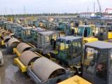 转二手20吨压路机二手叉车二手装载机二手平地机二手挖掘机